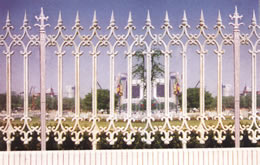 圍墻、柵欄